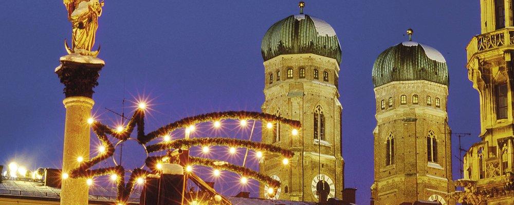 München Weihnachtsmarkt.Weihnachtsmarkt München Gössi Carreisen